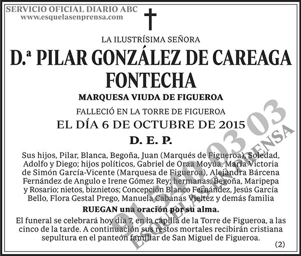 Pilar González de Careaga Fontecha